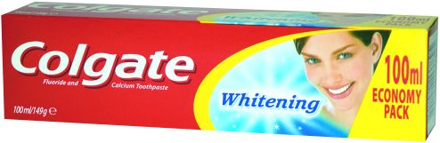 Colgate Whitening 100 ml -