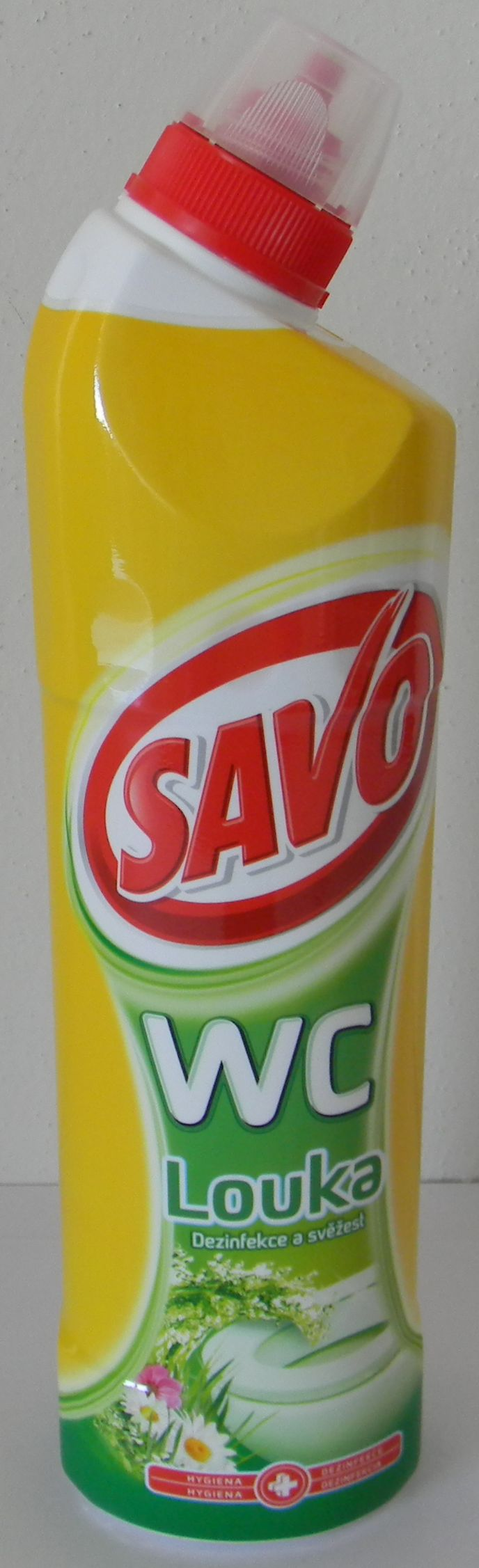 Savo na WC 750 ml louka -