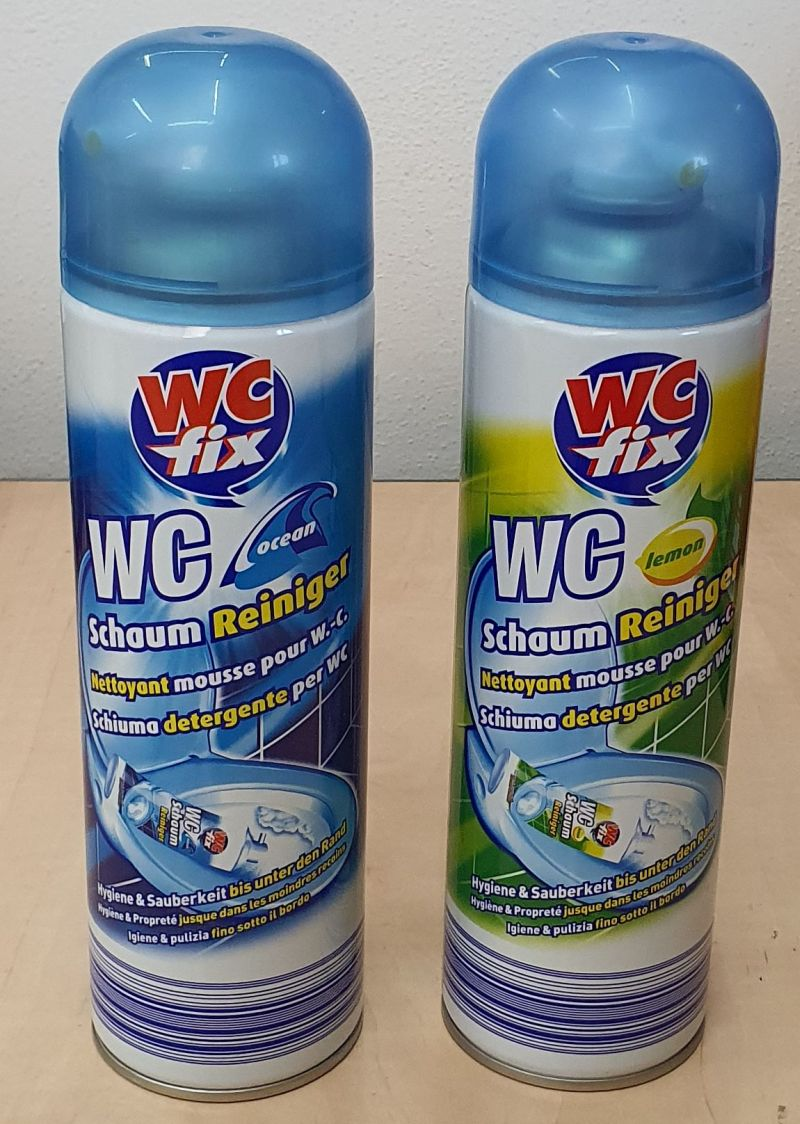 WC pěna 500 ml -