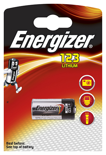 Baterie EL123AP Energizer Lithium Photo -