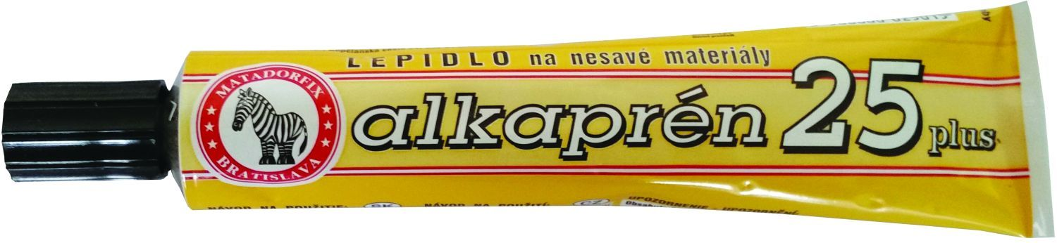 Lepidlo Alkaprén 25 50 ml -